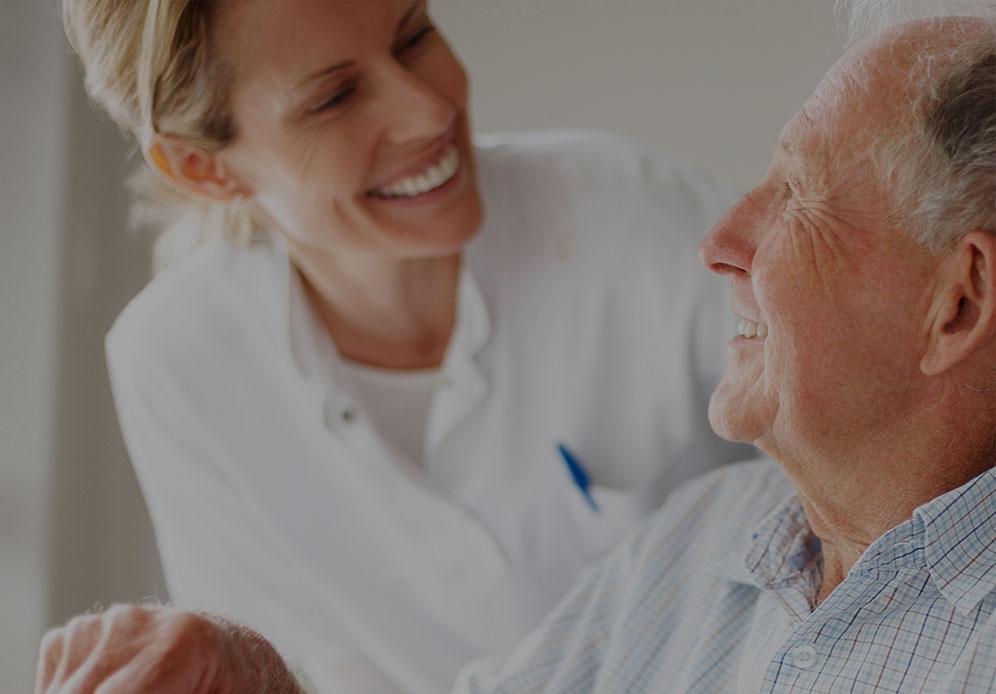 Pflege & Giving